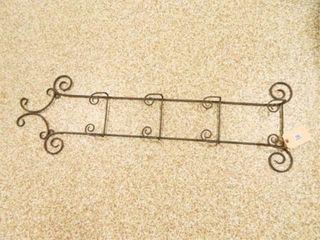 Metal Plate Rack  131 2  x 44