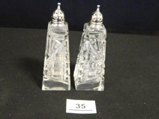 Salt   Pepper Shakers  1 Set