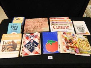 Recipe Books  First Aid  Pregnancy