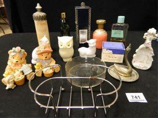 Avon Items  Figurines  Cologne