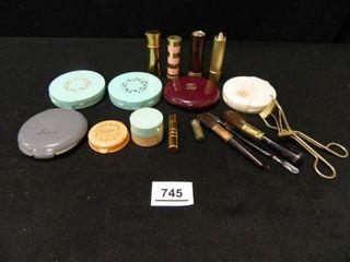 Make up Compacts  lipstick