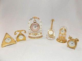 Small Clocks  Variety  6