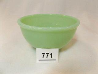 Jadeite Fire King Bowl  5