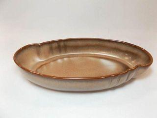 Frankoma Brown Bowl  101 2