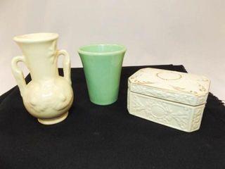 Pottery  Porcelain Pieces  3