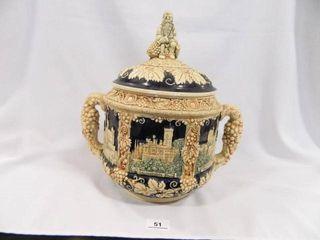 Decorative Soup Tureen  No ladle