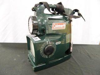 Coleman TV lantern  Battery Power
