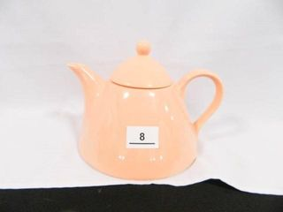 Teapot  Marked  PV Italy