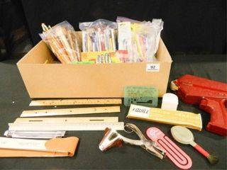 Office Supply Items  Pens  Pencils