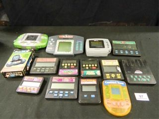 Games  Battery Operated  Assorted