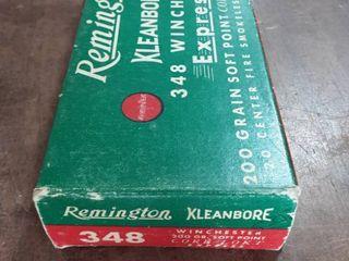 Remington Cleanbore .348 Win. 200 Grain Soft Point Full Box Of 20