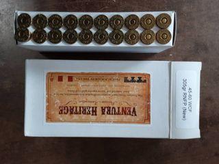 Ventura Heritage 45-60 WCF 305 Grain RNFP Full Box Of 20