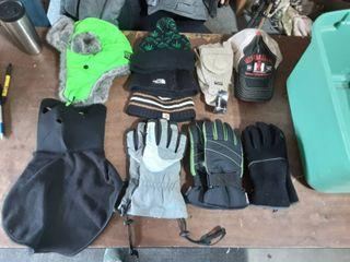 Hats, Gloves, Face Mask