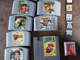 Nintendo Games: (Many Rare/Valuable)