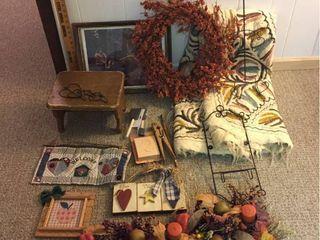 Home Decor  Fall decorations    craft supplies