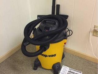 Shop Vac Wet Dry Vacuum