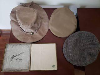 Men s Hats and Handkerchief