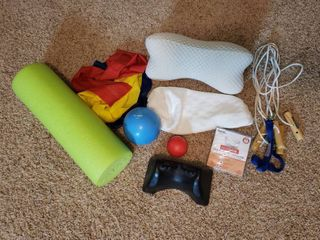 Therapy Devices and Neck Pillow