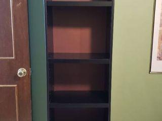 Storage Cabinet   18 in  x 11 1 2 in  x 71 in