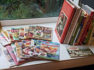 Cookbooks and Weight Control Books