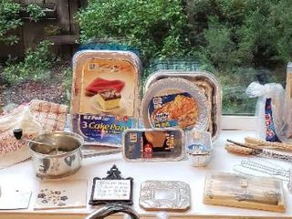 Kitchen Items and Disposables