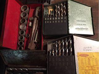 Drill Bit   Socket sets
