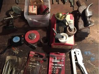 Hex Key Sets  Tape Measures  Hammer heads  Hand tools  bolts