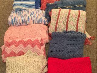 10 Crocheted Afghans