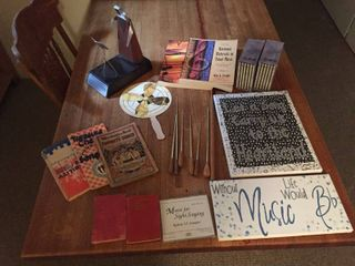 Music education supplies  Wall art  teaching supplies