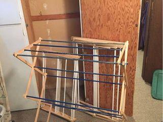 3 Drying Racks  Hanger Clips  Sweater Hangers