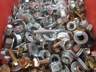 Misc Washers  Bolts and Other Hardware Pieces