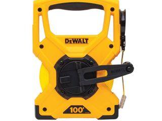 DEWAlT 100 ft  Measuring Tape