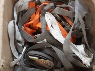 Fabric Ratchet Tie Down Straps