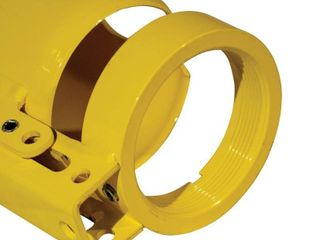 Safety Snap Cap for Gas Cylinders High Pressure Fine Thread
