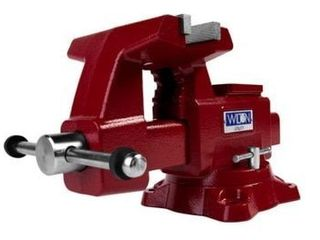 Wilton 676 6 1 2  Utility Bench Vise with Swivel Base