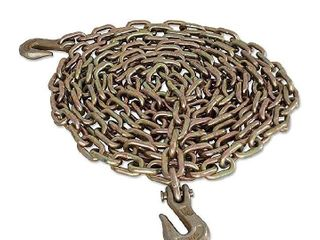 20 ft Chain with Hooks on end