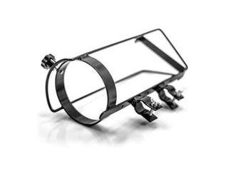Walker Oxygen Tank Holder for Rollators   Walking Aids JO2W  Holds Single D or E Oxygen Cylinder Tanks