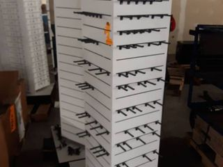 Spinning Display Racks x6