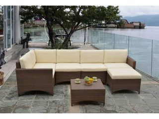 Modular Sectional conversation set with Ottoman Retail 1163 49  CORNER CHAIR ONlY