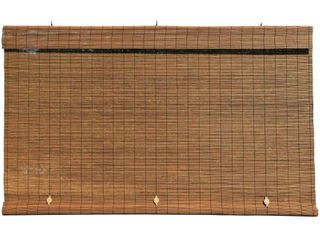 Radiance Fruitwood Imperial Matchstick Cord free Blinds  Multiple Sizes  Retail 114 49