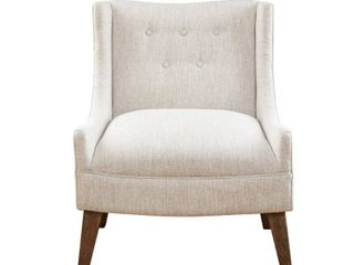 Madison Park leigh Cream Accent Chair Retail 355 99