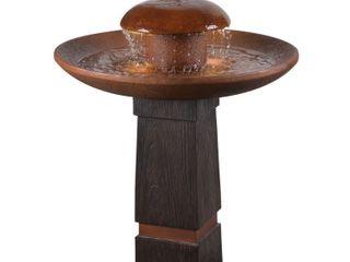Okadu 32  Outdoor Floor Fountain