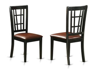 Nicoli Dining Chairs   Set of 2