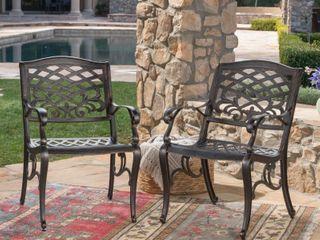 Sarasota Aluminum Outdoor Chair