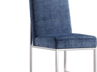 Element Dining Side Chair   Blue