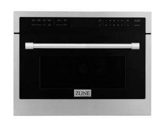 ZlINE 24  Microwave Oven   Stainlesa Steel