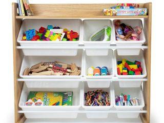 Humble Crew Natural Toy Storage Organizer
