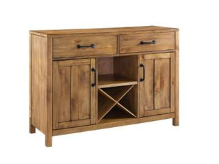 Roots Natural Finish Buffet Table