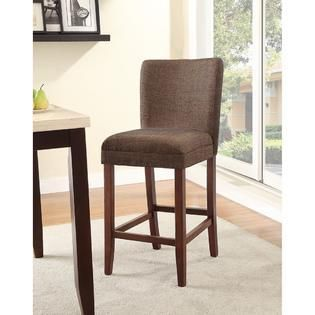 HomePop Upholstered Parson Barstool   29 inches Retail 83 49