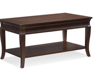 Copper Grove Bodkin Traditional Wood Coffee Table